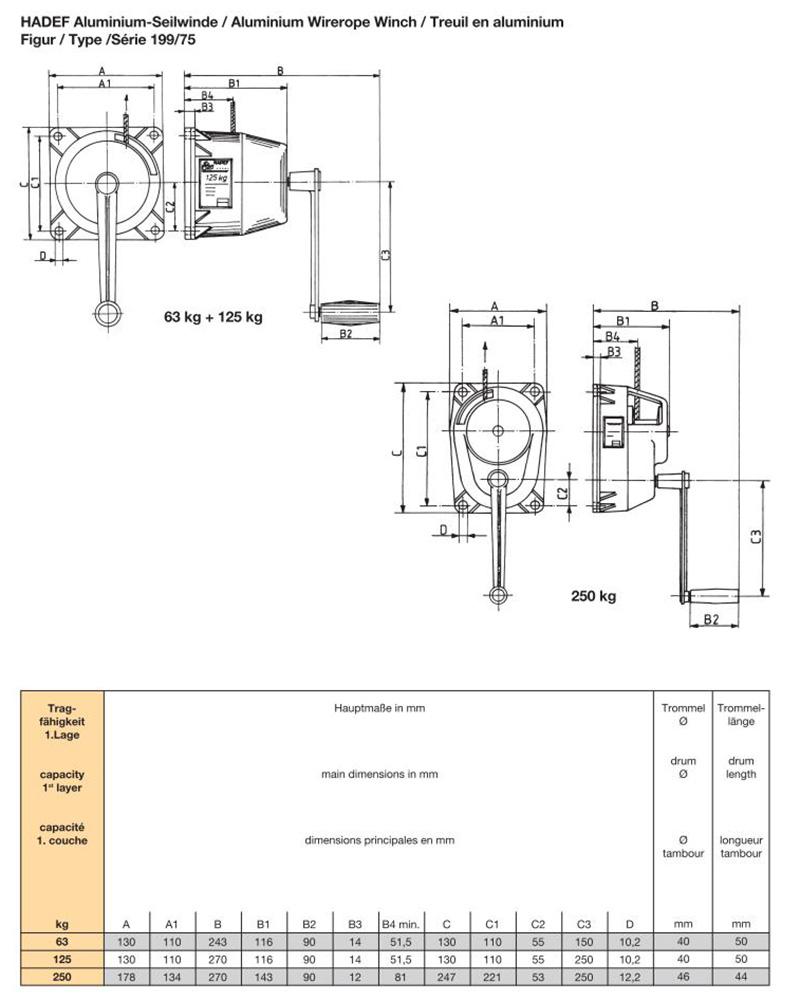 绞盘串机电路图